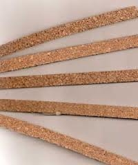 138458: Neoprene & Cork Strip Gasket 1/32